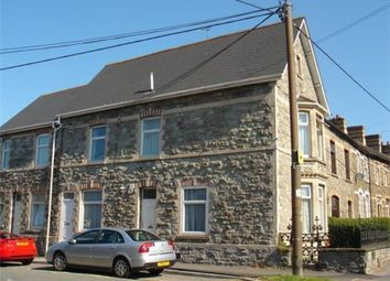 Thumbnail 1 bed flat to rent in School Street, Pontyclun