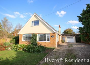 Thumbnail 3 bed detached house for sale in Damgate Lane, Martham, Great Yarmouth