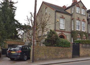 Thumbnail 5 bed semi-detached house to rent in Aldenham Road, Bushey