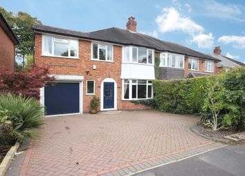 4 bed semi-detached house for sale in Bradbury Road, Solihull B92