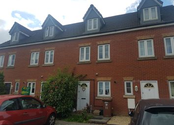 Thumbnail 3 bed town house to rent in Drum Tower View, Caerphilly