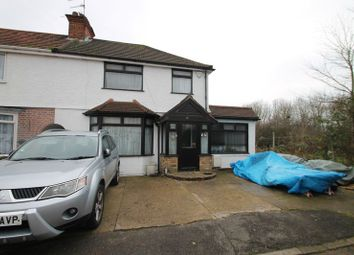 Thumbnail 3 bed end terrace house to rent in Sipson Close, Sipson, West Drayton