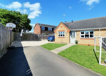Thumbnail 3 bed semi-detached bungalow for sale in Sargeants Way, Hibaldstow, Brigg