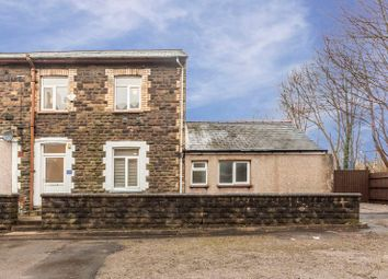 3 bed end terrace house for sale in Tregwilym Road, Rogerstone, Newport NP10
