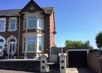 Thumbnail 5 bedroom detached house for sale in Earl Crescent, Barry