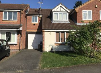 3 bed semi-detached house to rent in Larchwood Close, West Knighton, Leicester LE2