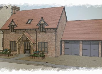 Thumbnail 3 bed detached house for sale in The Lodge, Willow Grove, Kinnerley, Shropshire