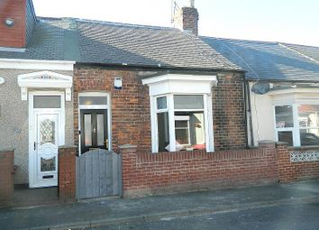 Thumbnail 2 bed cottage for sale in Edwin Street, Sunderland