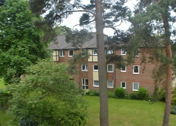 Thumbnail 1 bedroom flat for sale in Alexandria Court, Glenmoor Road, Ferndown, Dorset