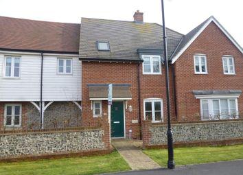 Thumbnail 3 bedroom terraced house to rent in Elbridge Avenue, Bognor Regis