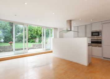 Thumbnail 3 bedroom flat to rent in Ground Floor Flat, Canfield Gardens, South Hampstead, London