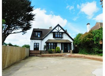 Thumbnail 4 bed detached house for sale in Mill Lane, Worthing