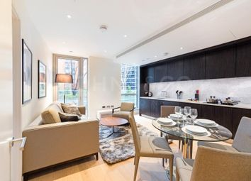 Thumbnail 3 bedroom flat to rent in Charrington Tower, New Providence Wharf