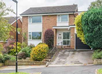 Thumbnail 4 bed detached house for sale in Silverdale Road, Sheffield