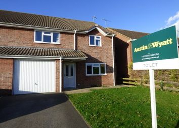 Thumbnail 4 bed property to rent in Durrington, Salisbury