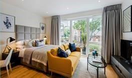 Thumbnail Studio to rent in Royal Arsenal Riverside, London