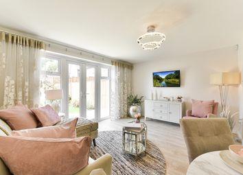 Chineham, Basingstoke RG24. 2 bed semi-detached house for sale