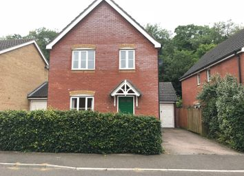 Thumbnail 4 bed detached house to rent in Wordsworth Close, Saxmundham