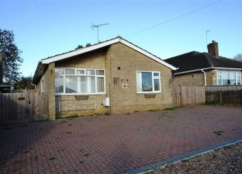 Thumbnail 3 bed detached bungalow for sale in Cardigan Road, Stanion, Northamptonshire