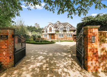 Thumbnail 5 bed detached house for sale in Bisham Road, Marlow, Buckinghamshire