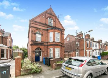 Thumbnail 1 bedroom flat to rent in Brooks Hall Road, Ipswich