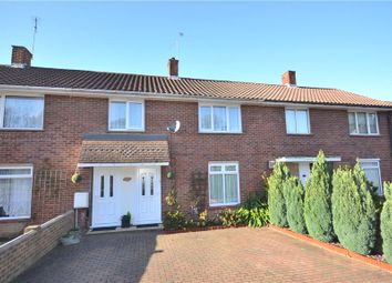 Thumbnail 3 bed terraced house for sale in Shelley Avenue, Bracknell, Berkshire