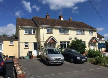 Thumbnail 4 bed semi-detached house for sale in Tonedale, Wellington, Somerset
