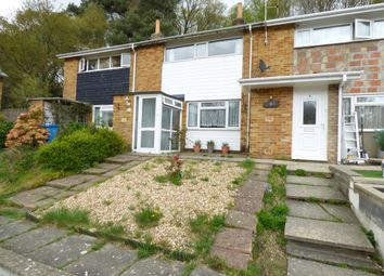 Thumbnail 2 bed terraced house for sale in Loewy Crescent, Parkstone, Poole