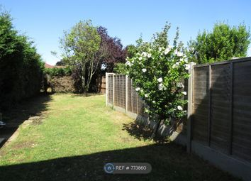 Thumbnail 4 bed terraced house to rent in Hereward Close, Impington