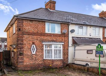 Thumbnail 3 bedroom terraced house for sale in Kendal Rise Road, Rednal, Birmingham
