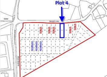 Thumbnail Land for sale in Church Farm Meadow, Rushden, Buntingford, Hertfordshire