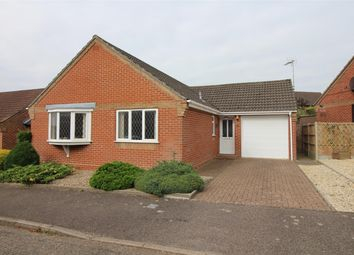 Thumbnail 3 bed detached bungalow for sale in Nursery Gardens, Blofield, Norwich