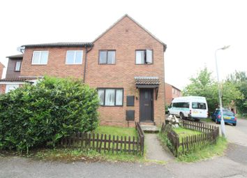 Thumbnail 3 bed end terrace house for sale in Rodgers Close, Elstree, Borehamwood