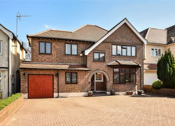 Thumbnail 5 bed detached house for sale in Langton Avenue, Whetstone