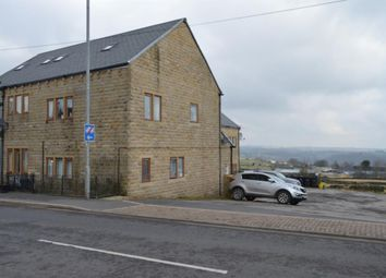 Thumbnail 2 bed flat to rent in Bank Top, Southowram, Halifax