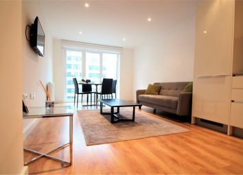 Thumbnail 1 bed flat to rent in Bradstowe House, Headstone Road, Harrow, Middlesex