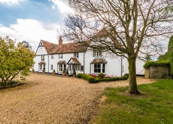 Thumbnail 5 bed detached house for sale in Manor Lane, Great Gransden, Sandy, Cambridgeshire