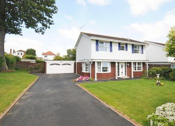 Thumbnail 4 bed detached house for sale in Tyrell Gardens, Windsor, Berkshire