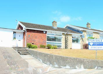 Thumbnail 3 bed bungalow for sale in Hafan Y Don, Killay, Swansea