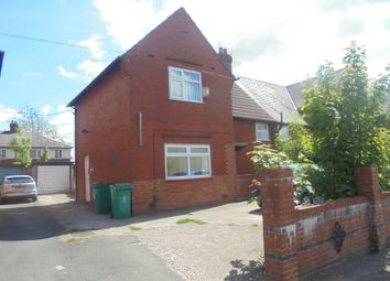 Thumbnail 3 bed terraced house for sale in Princess Road, Manchester