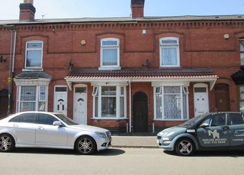Thumbnail 3 bedroom terraced house to rent in Barrows Road, Sparkbrook, Birmingham
