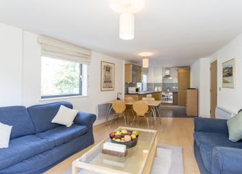 Thumbnail 2 bed flat to rent in Dolben Court, Montaigne Close, London