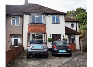 Thumbnail 4 bed end terrace house for sale in Welbeck Avenue, Bromley