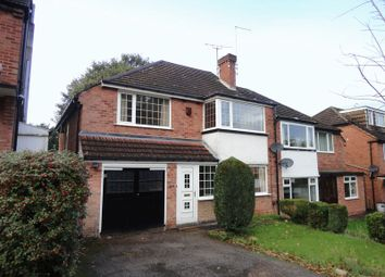 Thumbnail 3 bed semi-detached house to rent in Wychall Park Grove, Kings Norton, Birmingham