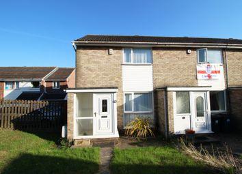 Thumbnail 2 bed terraced house for sale in Cragwellside, Darlington, Durham