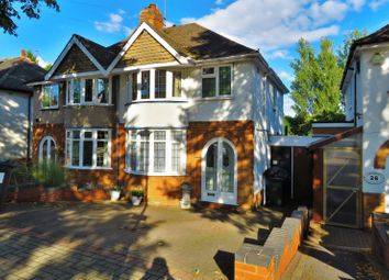Thumbnail 3 bed semi-detached house for sale in Watwood Road, Birmingham