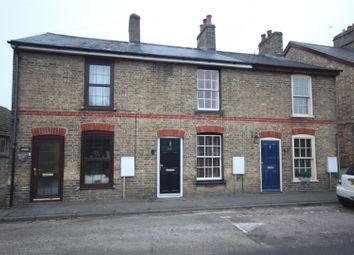 Thumbnail 2 bed terraced house to rent in Carter Street, Fordham, Ely