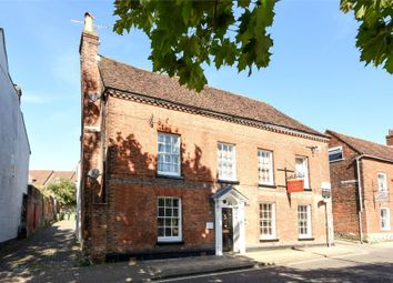 Thumbnail 1 bed flat for sale in Hyde Street, Hyde, Winchester, Winchester, Hampshire