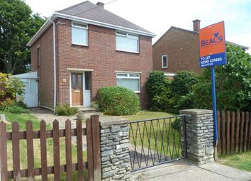 Thumbnail 3 bedroom detached house to rent in Hinkler Road, Southampton