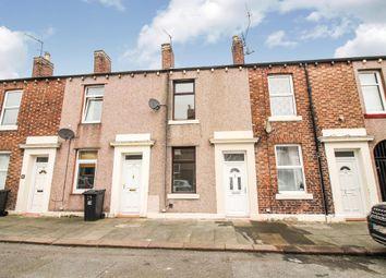 Thumbnail 2 bed terraced house for sale in Trafalgar Street, Carlisle